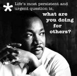 Dr. King's Legacy Demands Innovative Social Activism