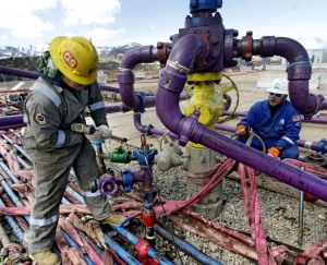 Gas Drilling Public Lands