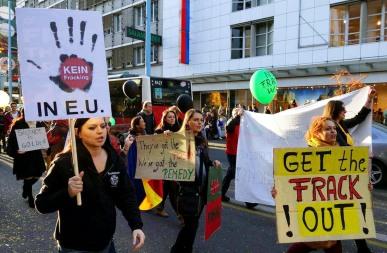 Protest Frack (3)