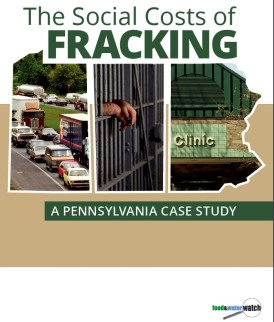 Social Costs Fracking